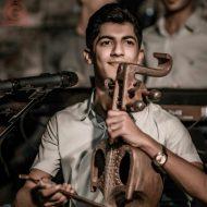 مهرزاد نوازنده حفله جدید
