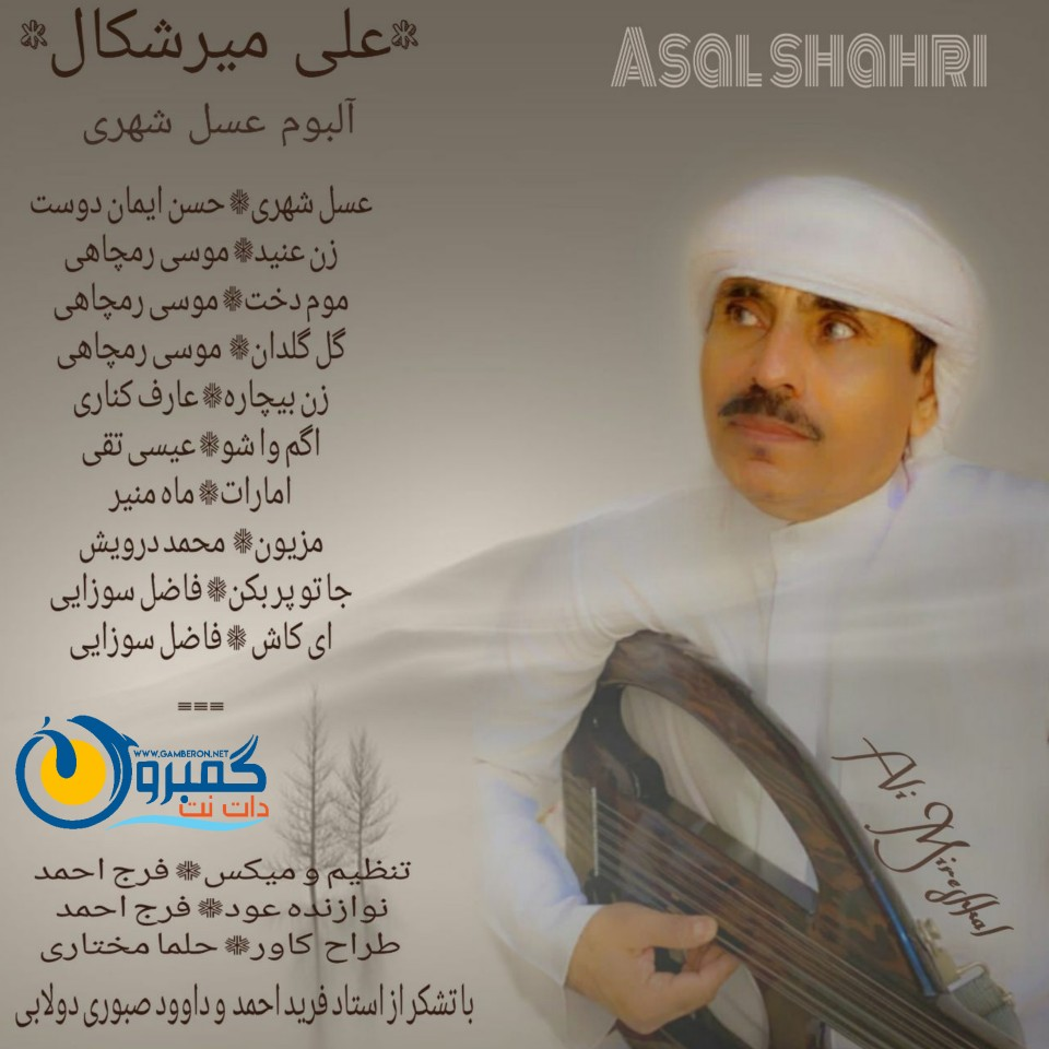 علی میرشکال البوم عسل شهری