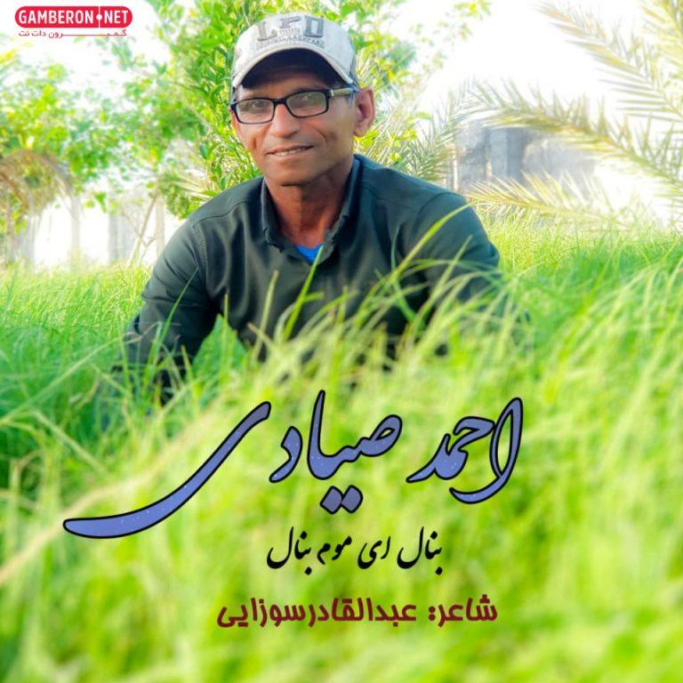 احمد صیادی اهنگ بنال ای موم بنال
