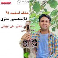 غلامحسین نظری حفله جدید