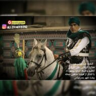 دانلود مداحی علی ضیایی کشته شد عباس من